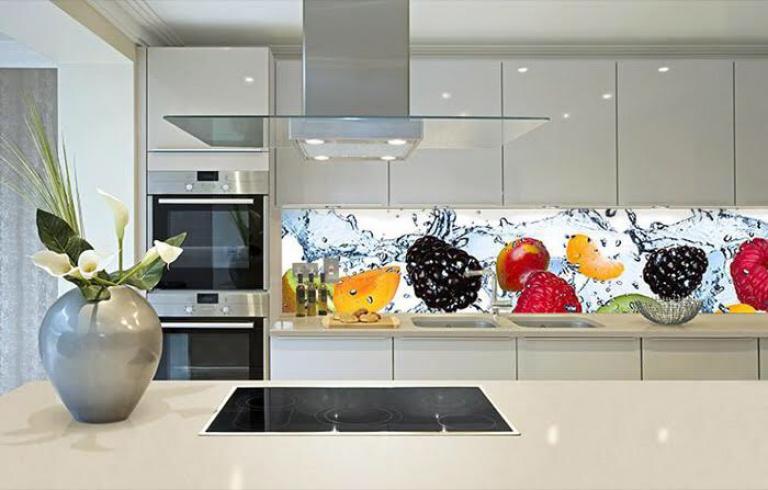 Кухни в интерьере фото