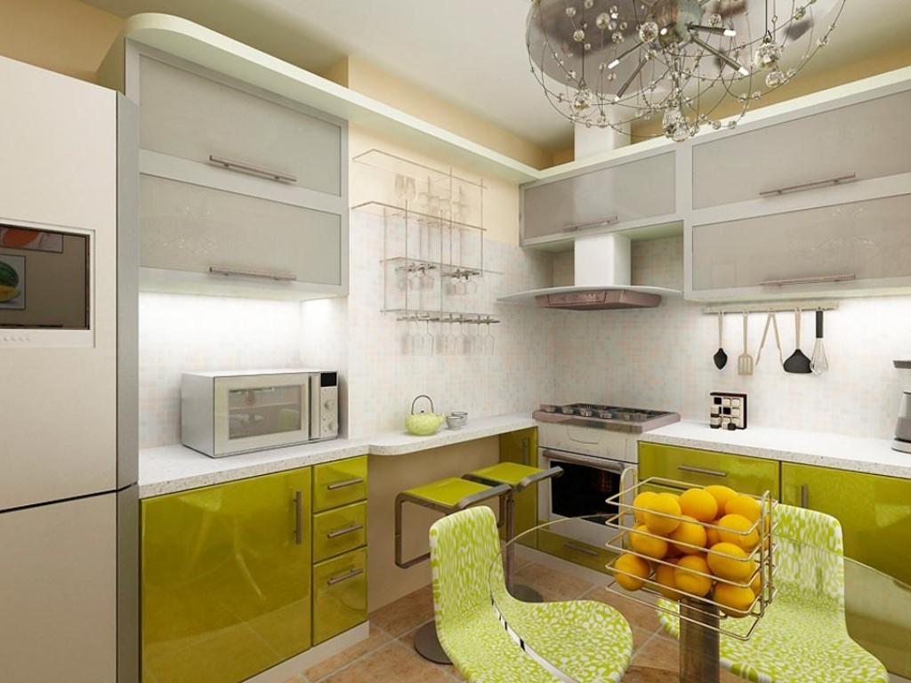 Сочетание белой кухни с другими цветами
