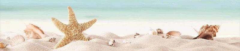 стеновая панель песок