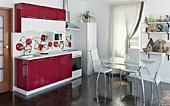 Цена на кухню № 74 Бетти 32642 р. Цена по Акции за весь гарнитур27000 руб.