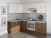 Цена на кухню № 70 TATYL 48841 р. Цена по Акции за весь гарнитур  42600 руб.