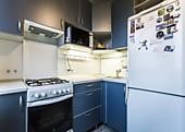 Кухонный гарнитур №226 ЛДСП/синий.. Цена: 34200 руб.