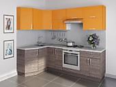 Цена на кухню № 172 Тату Партико ( Пластик). - 62200 р. Цена по Акции зв гврнитур 47000 руб.