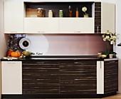 Цена на кухню № 20 Кухня прямая фасады ЛДСП (Микс) 00 р. по Акции цена 20367р.