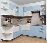 Кухня № 50 Кухня угловая МДФ 2100*2200 мм.                 40089 р по Акции цена 37282 р.